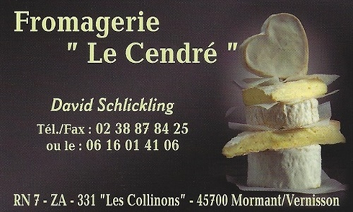 FROMAGERIE LE CENDRE