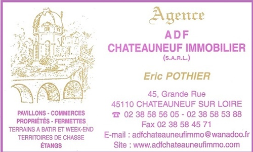 AGENCE IMMOBILIERE ADF