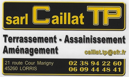 CAILLAT TP
