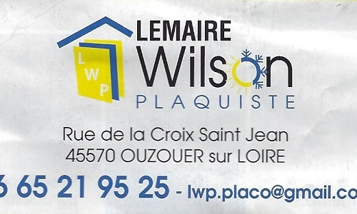 LEMAIRE WILSON